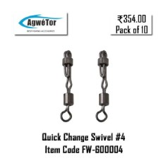 Agwé Quick Change Swivel #4 FW600004